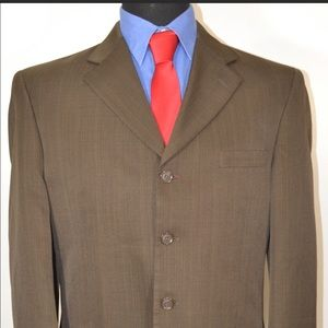 Vanetti Full Suit- chocoLate brown